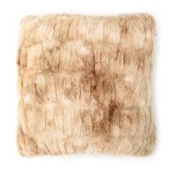Basement Home - Cojín Pelo Oso 45 x 45 cm