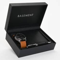 Basement - Set Reloj + Billetera + Lapicero Basement