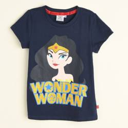 Dc Super Hero Girls - Camiseta Niña DC Super Hero Girls
