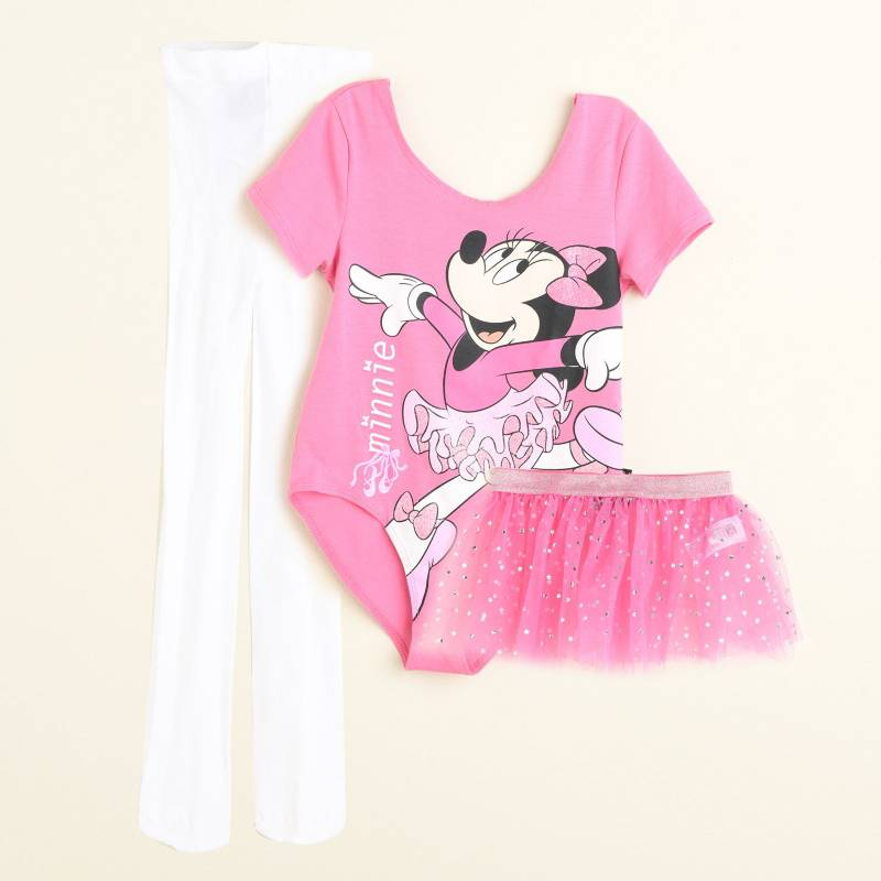 Minnie - Conjunto Niña Minnie