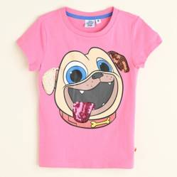 Puppy Dog Pals - Camiseta Niña Puppy Dog Pals