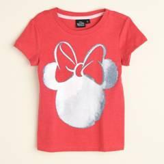 Minnie - Camiseta Niña Minnie