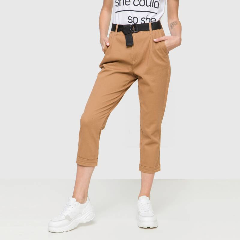 Sybilla - Pantalón Capri Mujer Sybilla