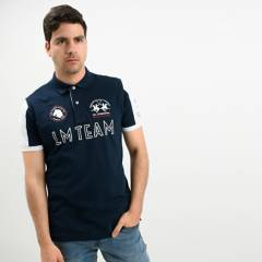 La Martina - Camiseta Polo Hombre La Martina