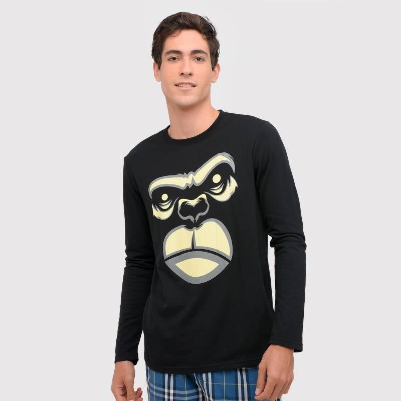 Bearcliff - Camiseta de Pijama