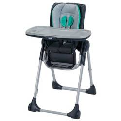 Graco - Silla de comedor Swift Fold Lx Basin