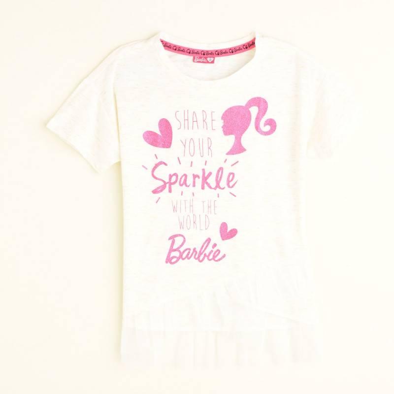 Barbie - Camiseta Niña Barbie