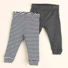 Yamp - Pantalón Bebé Niño Pack x2 Yamp