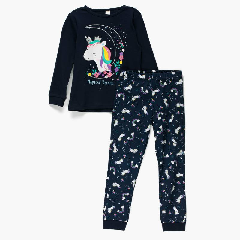 Yamp - Pijama Niña Algodón Yamp