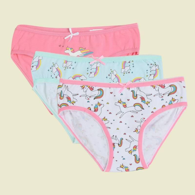 Yamp - Panties Niña Pack x 3 Yamp