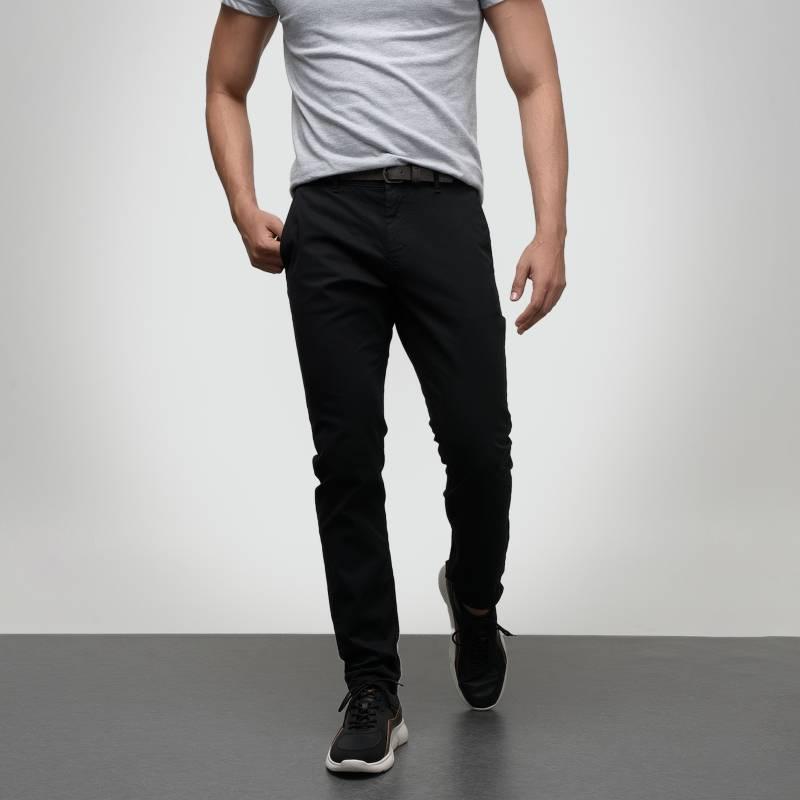 Basement - Pantalón Regular Hombre Basement
