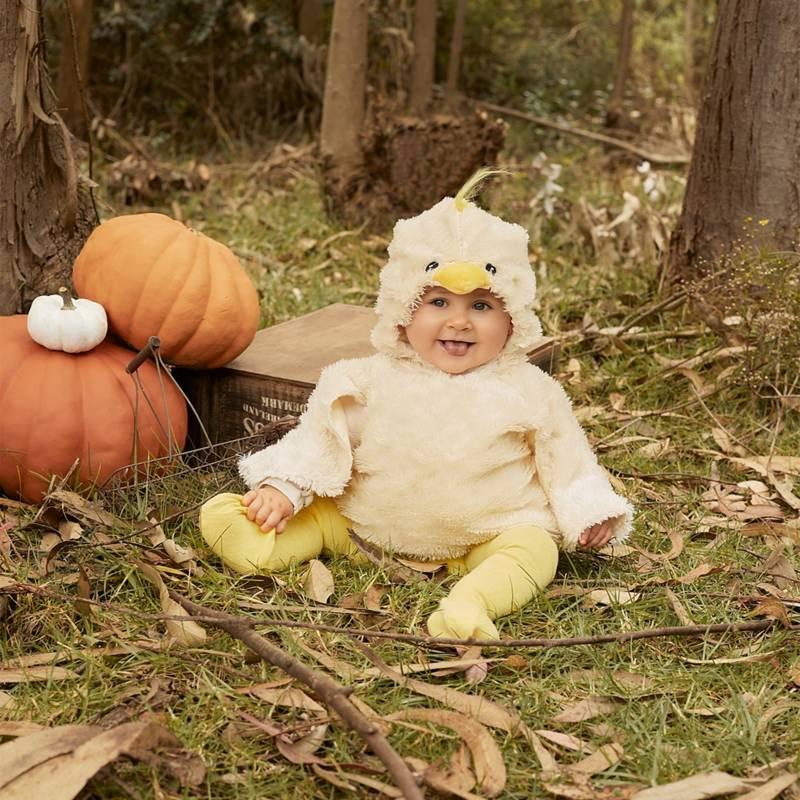 Yamp - Disfraz de bebé Yamp Animal Pollito