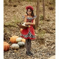 Yamp - Disfraz infantil Yamp Catrina Día de los Muertos