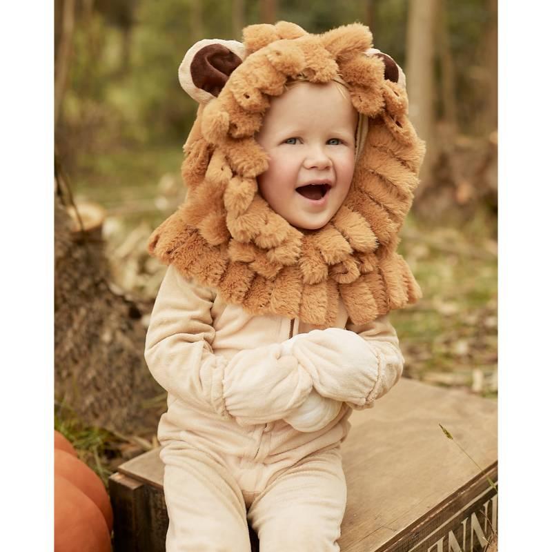 Yamp - Disfraz infantil Yamp Animal León