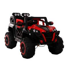 Scoop - Buggy a Baterìa 12V Scoop Rojo