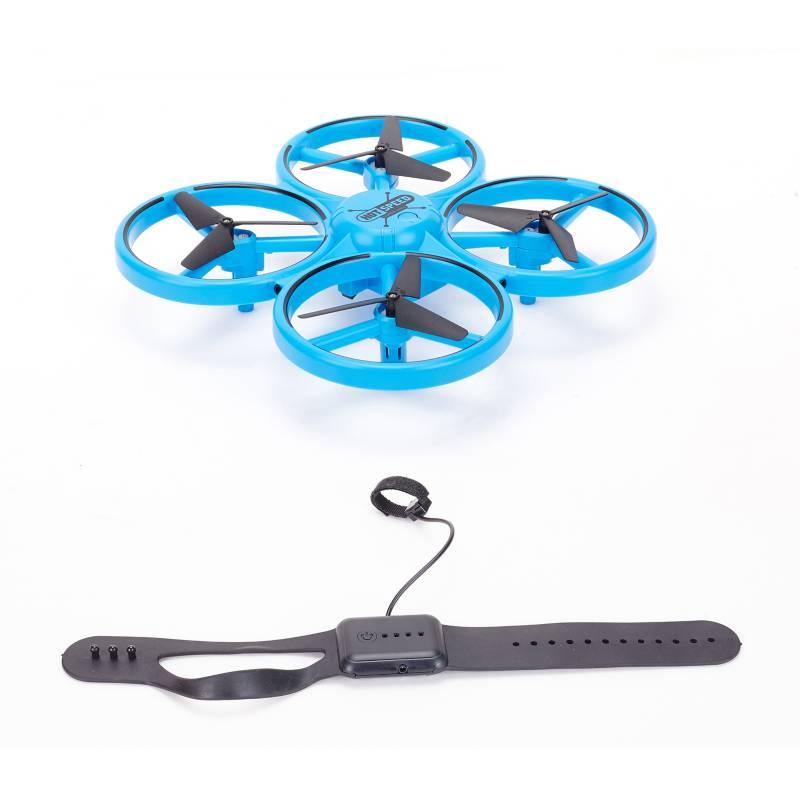Helic Max - Drone Luz Control De Mano Azul