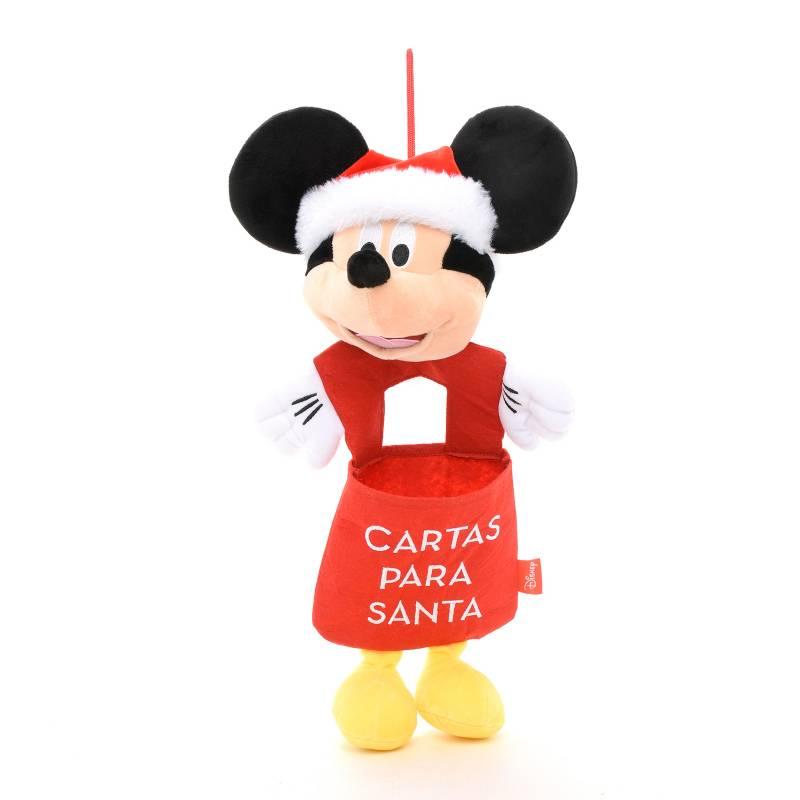 Disney - Cojín Cartas Santa
