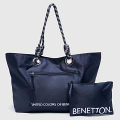 Benetton - Bolso Benetton de hombro