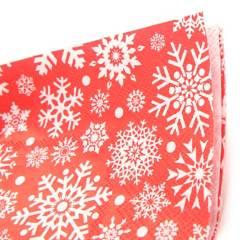 Mica - Servilletas Christmas Red 33 x 33 cm