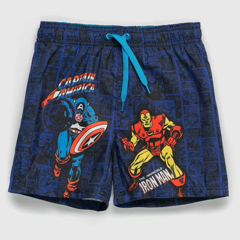 AVENGERS - Pantaloneta de Baño Niño Avengers