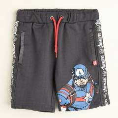 Marvel - Bermuda Niño Avengers