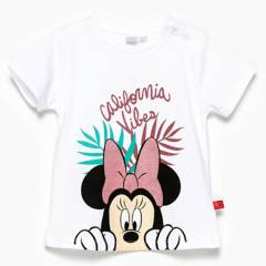 Minnie - Camiseta Bebé Niña Minnie