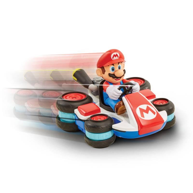 Nintendo - Nintendo Mini Automovil Radio Control Luigi 881958176 Y 881958178 Mario