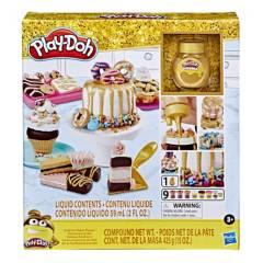 Play Doh - Play-Doh Dulces Creaciones Doradas