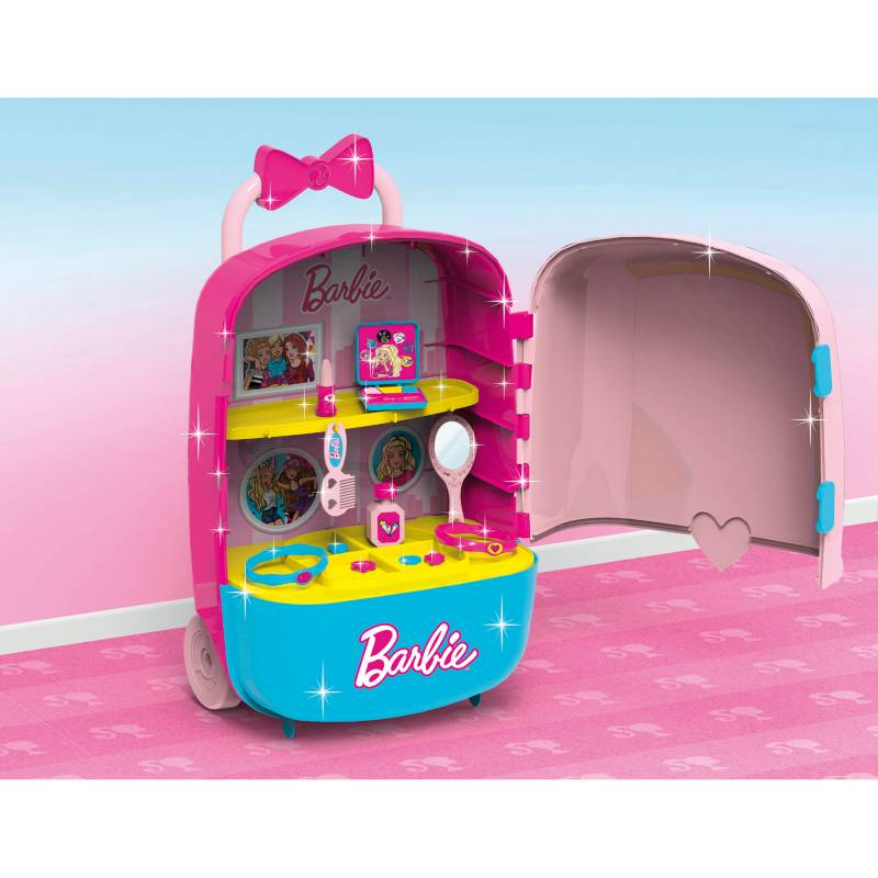 Barbie - Mega Case Beauty Studio