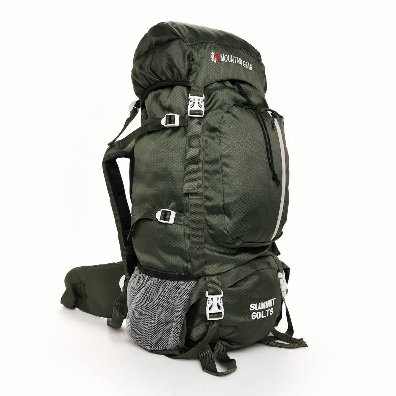 Mountain Gear - Mochila Outdoor 60LT Mountain Gear