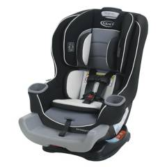 Graco - Silla de Auto Graco Extend2Fit Convertible