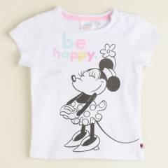 Minnie - Camiseta Bebé Niña Minnie