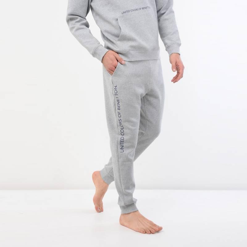 Benetton - Pantalón de Pijama Hombre Benetton