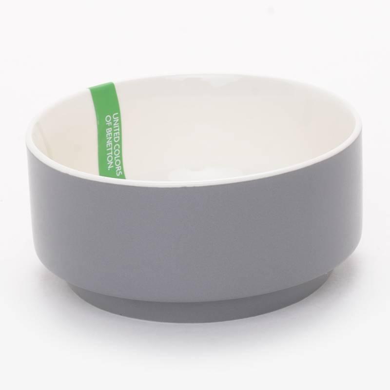 Benetton - Bowl Porcelana de Hueso Stack Bnt 6.5 cm