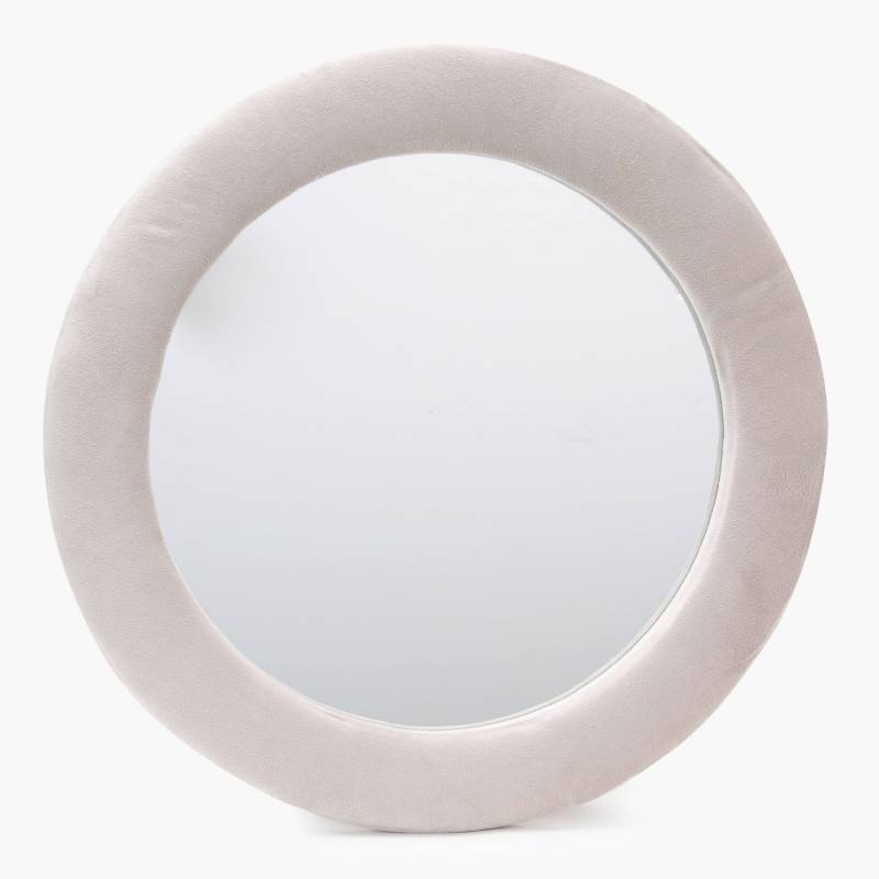 Mica - Espejo de Pared Redondo 40 x 40 cm