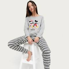 Disney - Pijama Mujer Disney