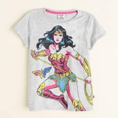 Dc Comics - Camiseta Niña DC Comics