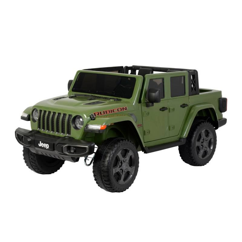 Jeep - Auto a batería Jeep Rubicon