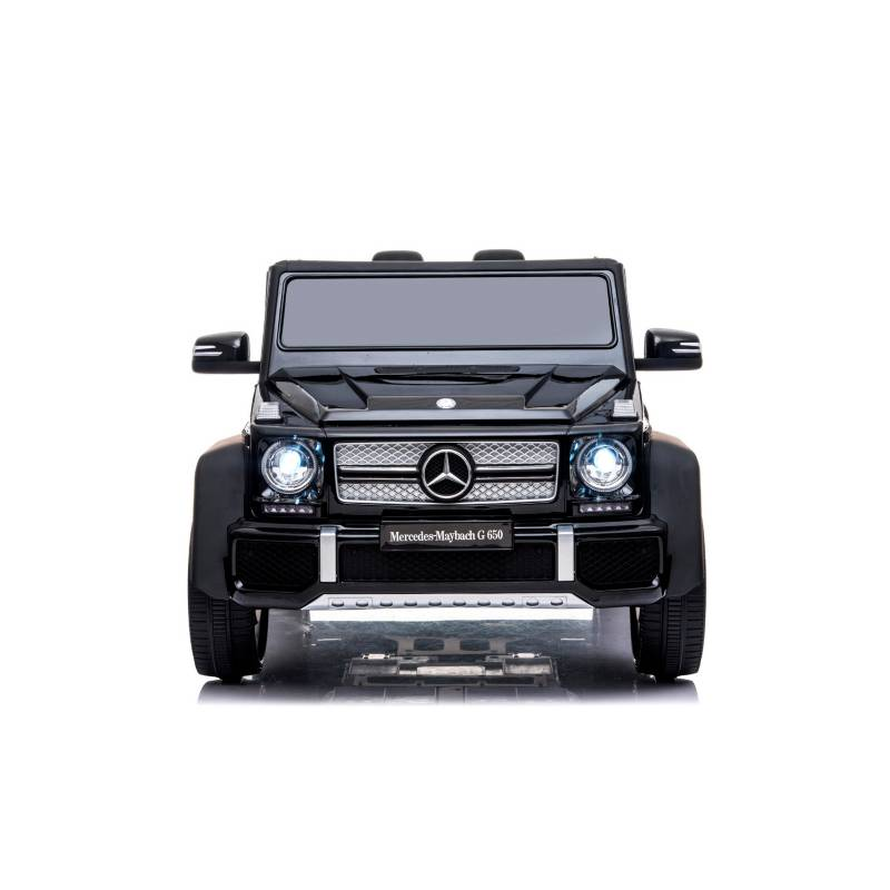 Mercedes Benz - Mercedes-Maybach G650