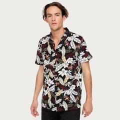 Bearcliff - Camisa Casual Hombre Bearcliff