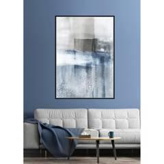Basement Home - Cuadro Vinilo Abstracto