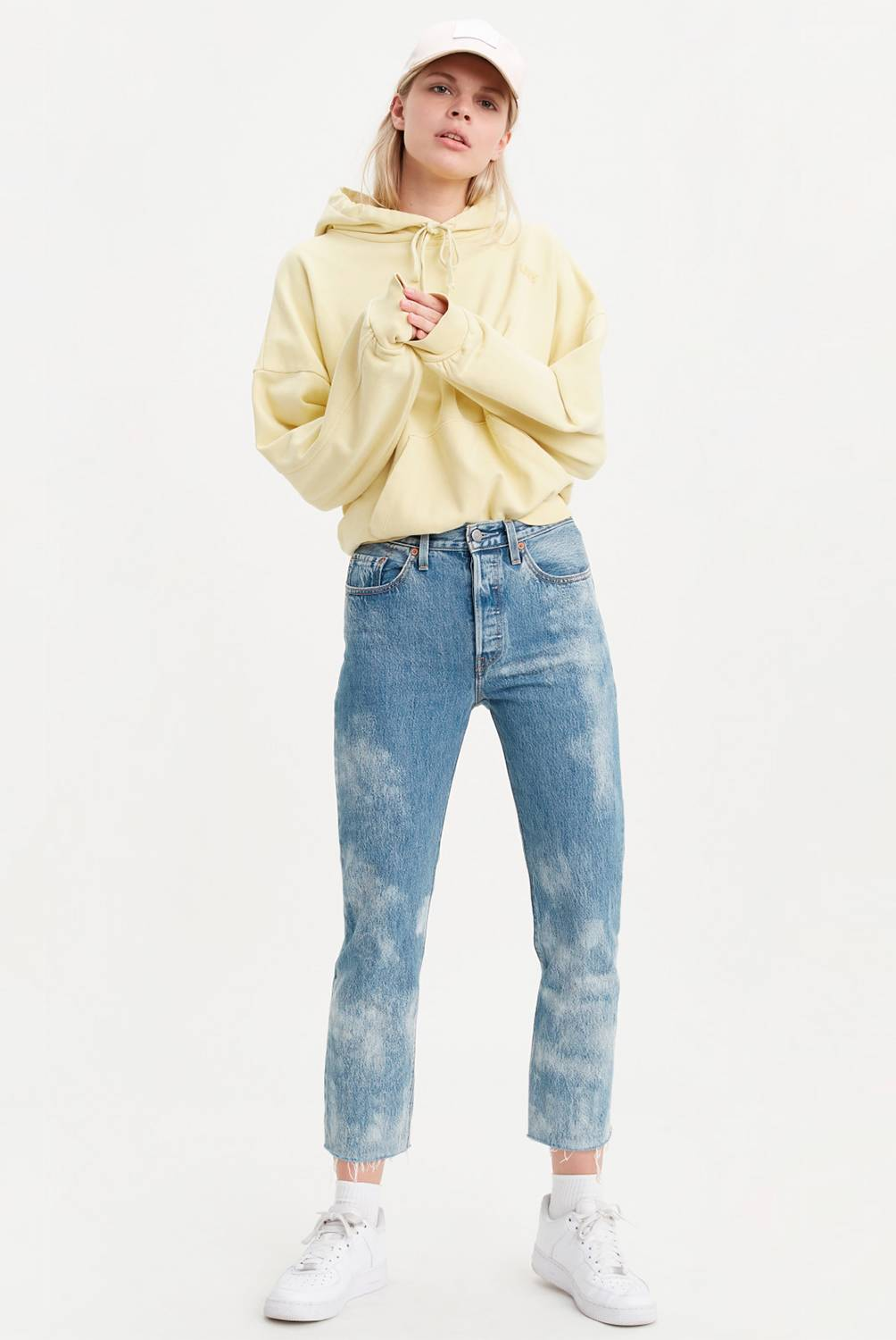 Levis - Jean Mom Fit Mujer Levis