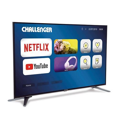 """Televisor challenger 55"""" led uhd smart tv - uhd55t"""