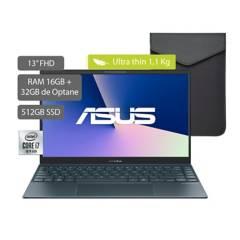 Asus - Portátil Asus Zenbook Ux325Ja 13.3 pulgadas Intel Core i7 16GB 512GB