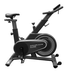 Golds Gym - Bicicleta de spinning GG-SPIN1200 Volante 7.5kg Golds Gym