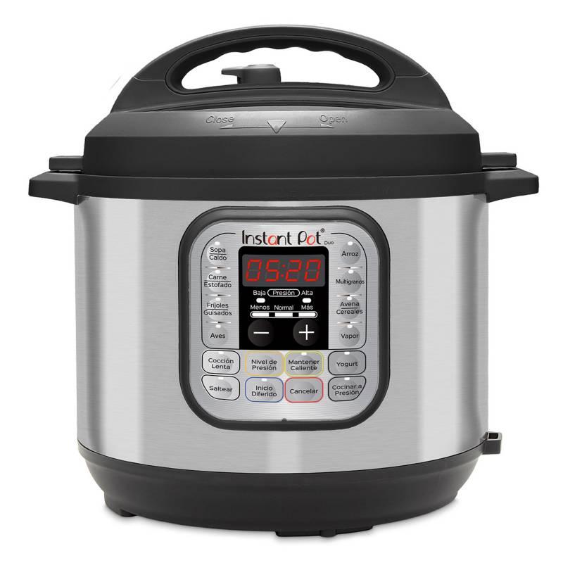 Instant Pot - Olla Eléctrica Instant Pot Multifuncional Duo 5.7 litros