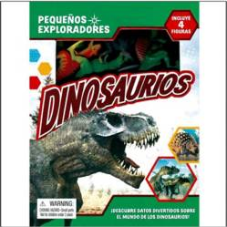 Phidal - Pequeños Exploradores-Dinosaurios