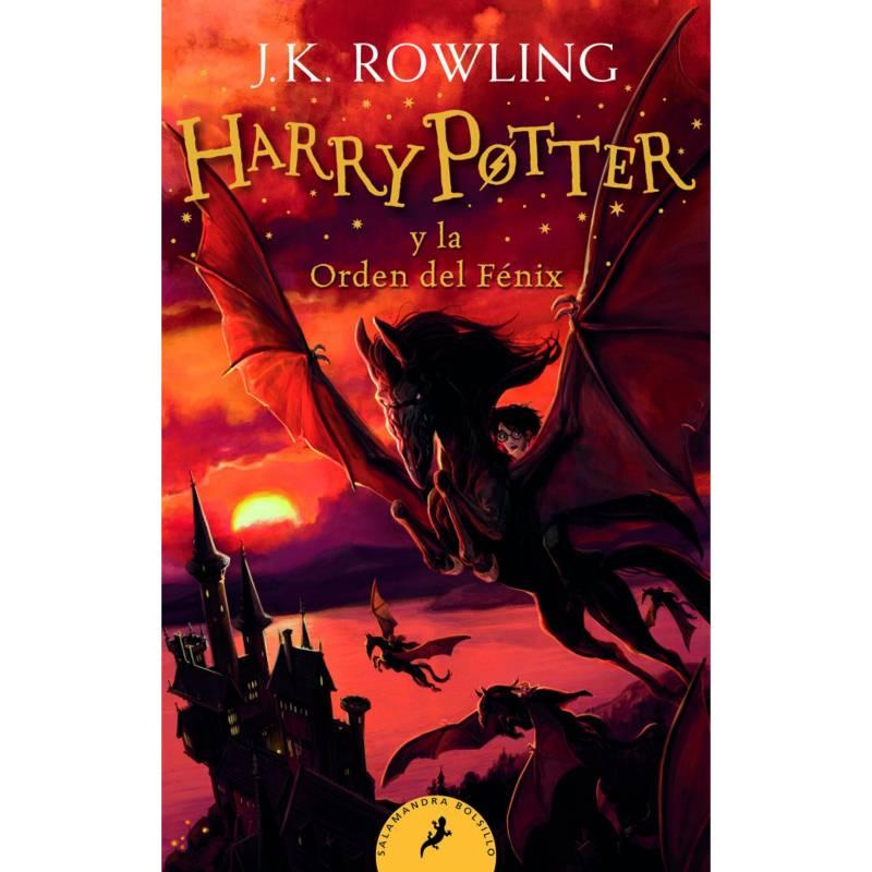 Salamandra - Harry Potter Y La Orden Del Fénix 5