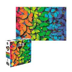 Toyng - Rompecabezas 1.000 Pzs Mariposas Colors