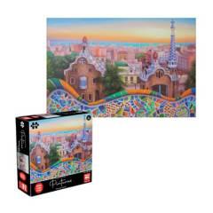 Toyng - Rompecabezas 1.000 Pzs Pintura Barcelona